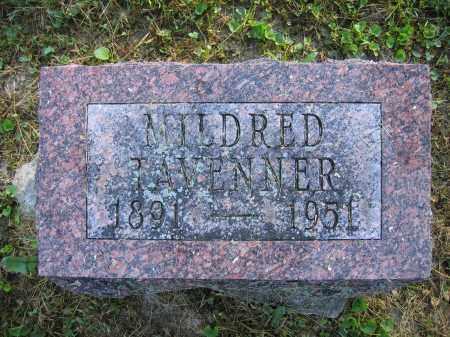 TAVENNER, MILDRED - Union County, Ohio | MILDRED TAVENNER - Ohio Gravestone Photos