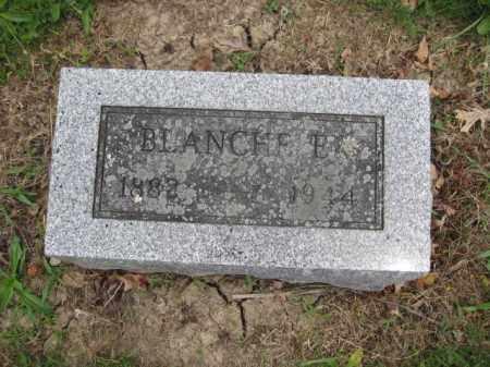 TAYLOR, BLANCHE E. ROGERS - Union County, Ohio | BLANCHE E. ROGERS TAYLOR - Ohio Gravestone Photos