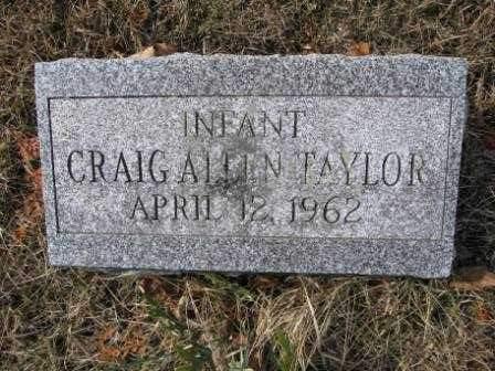 TAYLOR, CRAIG ALLEN - Union County, Ohio | CRAIG ALLEN TAYLOR - Ohio Gravestone Photos