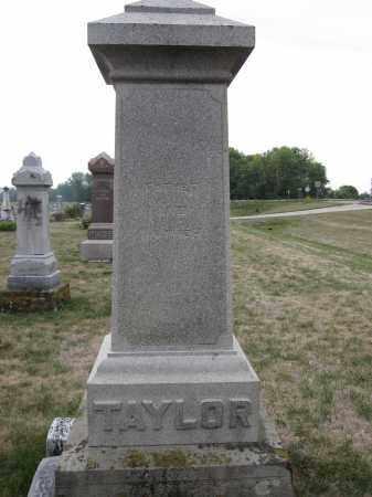 TAYLOR, ELIZABETH - Union County, Ohio | ELIZABETH TAYLOR - Ohio Gravestone Photos