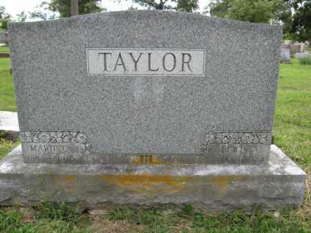 TAYLOR, LEWIS A. - Union County, Ohio | LEWIS A. TAYLOR - Ohio Gravestone Photos