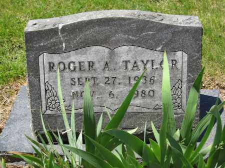 TAYLOR, ROGER A. - Union County, Ohio | ROGER A. TAYLOR - Ohio Gravestone Photos