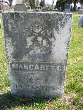 TEAS, MARGARET C. - Union County, Ohio | MARGARET C. TEAS - Ohio Gravestone Photos