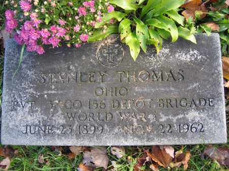 THOMAS, STANLEY - Union County, Ohio | STANLEY THOMAS - Ohio Gravestone Photos