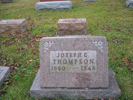 THOMPSON, JOSEPH C. - Union County, Ohio | JOSEPH C. THOMPSON - Ohio Gravestone Photos