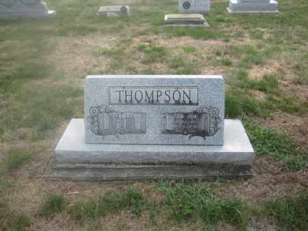 THOMPSON, MILLARD - Union County, Ohio | MILLARD THOMPSON - Ohio Gravestone Photos