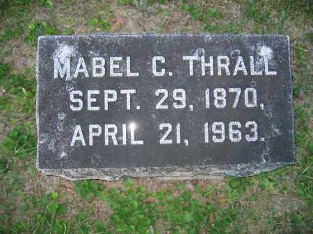 THRALL, MABEL C. - Union County, Ohio | MABEL C. THRALL - Ohio Gravestone Photos