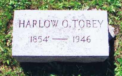 TOBEY, HARLOW O - Union County, Ohio | HARLOW O TOBEY - Ohio Gravestone Photos