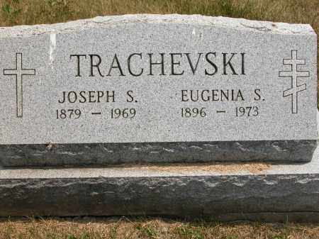 TRACHEVSKI, EUGENIA S. - Union County, Ohio | EUGENIA S. TRACHEVSKI - Ohio Gravestone Photos