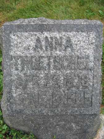 TROETSCHEL, ANNA - Union County, Ohio | ANNA TROETSCHEL - Ohio Gravestone Photos