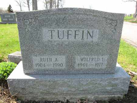 TUFFIN, WILFRED I - Union County, Ohio | WILFRED I TUFFIN - Ohio Gravestone Photos