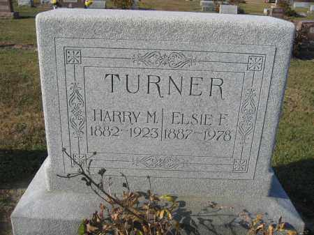 TURNER, HARRY M. - Union County, Ohio | HARRY M. TURNER - Ohio Gravestone Photos