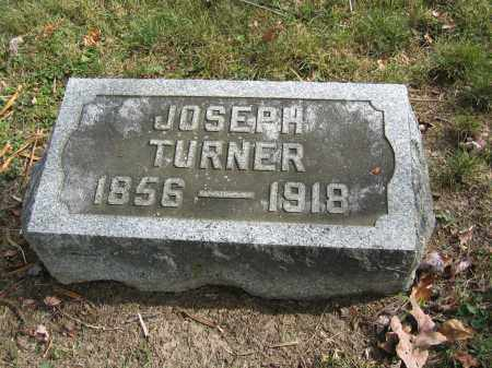 TURNER, JOSEPH - Union County, Ohio | JOSEPH TURNER - Ohio Gravestone Photos