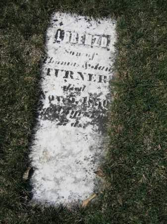 TURNER, LORENZO - Union County, Ohio | LORENZO TURNER - Ohio Gravestone Photos