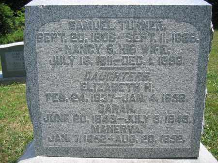 TURNER, SAMUEL - Union County, Ohio | SAMUEL TURNER - Ohio Gravestone Photos