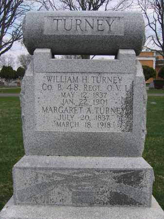 TURNEY, MARGARET A. - Union County, Ohio | MARGARET A. TURNEY - Ohio Gravestone Photos