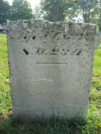 UNKNOWN, UNKNOWN - Union County, Ohio | UNKNOWN UNKNOWN - Ohio Gravestone Photos