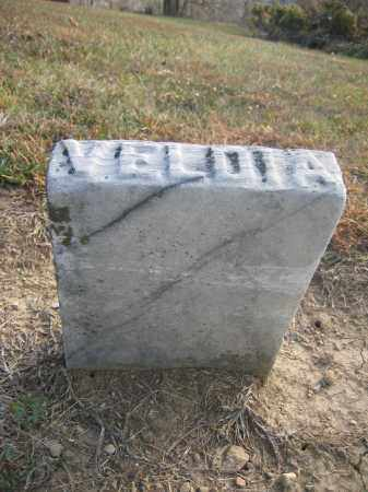 UNKNOWN, VELDIA - Union County, Ohio | VELDIA UNKNOWN - Ohio Gravestone Photos