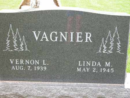 VAGNIER, LINDA M. - Union County, Ohio | LINDA M. VAGNIER - Ohio Gravestone Photos