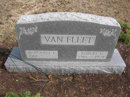 VAN FLEET, MARGARET E. - Union County, Ohio | MARGARET E. VAN FLEET - Ohio Gravestone Photos