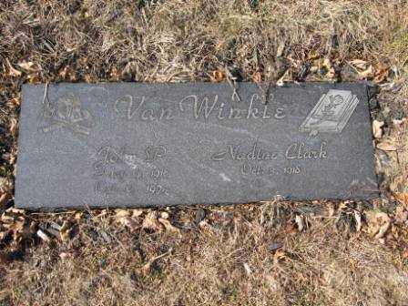 VAN WINKLE, JOHN P. - Union County, Ohio | JOHN P. VAN WINKLE - Ohio Gravestone Photos