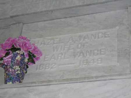 VANCE, HAZEL A. - Union County, Ohio | HAZEL A. VANCE - Ohio Gravestone Photos