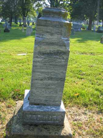 VANKIRK, CALLIE - Union County, Ohio | CALLIE VANKIRK - Ohio Gravestone Photos