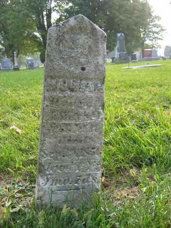 VARNER, MALINDA - Union County, Ohio | MALINDA VARNER - Ohio Gravestone Photos