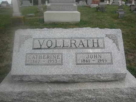 VOLLRATH, JOHN - Union County, Ohio | JOHN VOLLRATH - Ohio Gravestone Photos