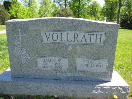 VOLLRATH, PEGGY L. - Union County, Ohio | PEGGY L. VOLLRATH - Ohio Gravestone Photos