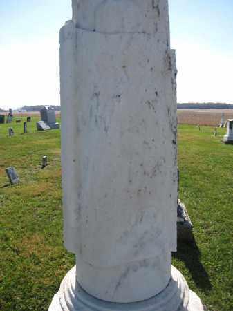 WALLACE, NANCY - Union County, Ohio | NANCY WALLACE - Ohio Gravestone Photos
