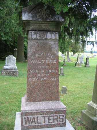 WALTERS, SAMUEL - Union County, Ohio | SAMUEL WALTERS - Ohio Gravestone Photos