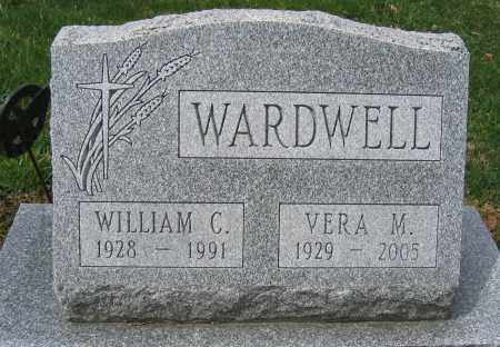 WARDWELL, VERA M. - Union County, Ohio | VERA M. WARDWELL - Ohio Gravestone Photos