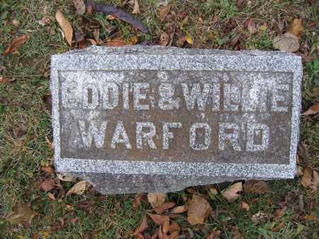 WARFORD, EDDIE - Union County, Ohio | EDDIE WARFORD - Ohio Gravestone Photos