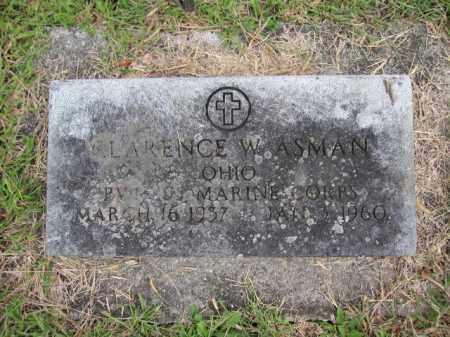 WASMAN, LARENCE - Union County, Ohio | LARENCE WASMAN - Ohio Gravestone Photos