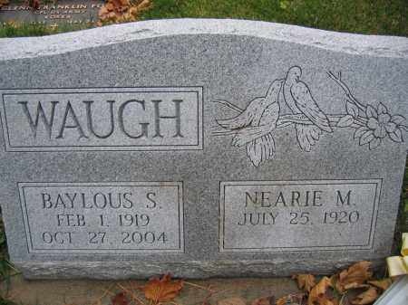 WAUGH, BAYLOUS S. - Union County, Ohio | BAYLOUS S. WAUGH - Ohio Gravestone Photos