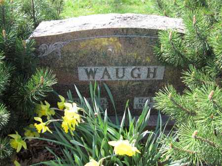WAUGH, HARRY O. - Union County, Ohio | HARRY O. WAUGH - Ohio Gravestone Photos