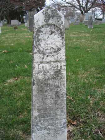 WELCH, ARTEMUS - Union County, Ohio | ARTEMUS WELCH - Ohio Gravestone Photos