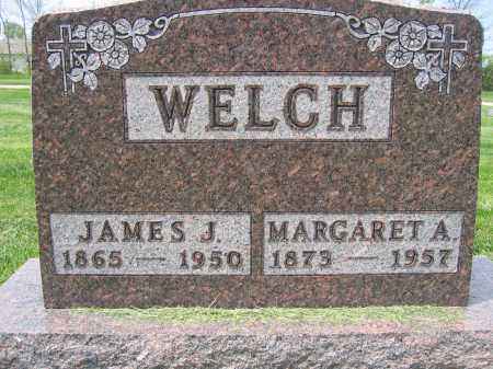 WELCH, JAMES J - Union County, Ohio | JAMES J WELCH - Ohio Gravestone Photos
