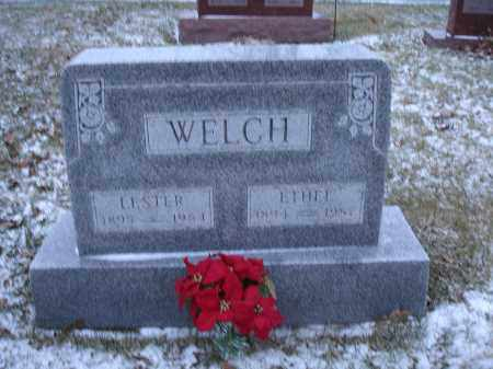 WELCH, LESTER - Union County, Ohio | LESTER WELCH - Ohio Gravestone Photos