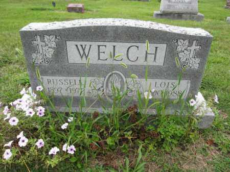 WELCH, RUSSELL - Union County, Ohio | RUSSELL WELCH - Ohio Gravestone Photos