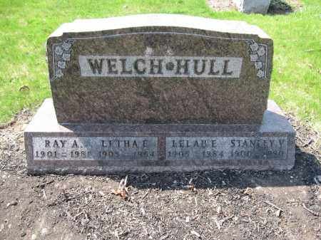 HULL, STANLEY - Union County, Ohio | STANLEY HULL - Ohio Gravestone Photos