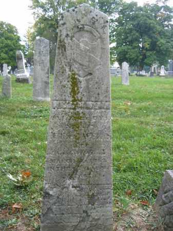 WELLS, WILLIAM - Union County, Ohio   WILLIAM WELLS - Ohio Gravestone Photos