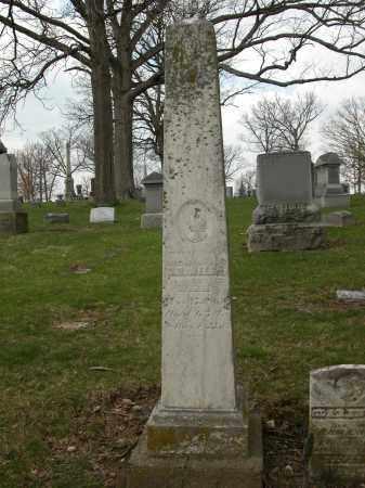 WELSH, D.D. - Union County, Ohio   D.D. WELSH - Ohio Gravestone Photos