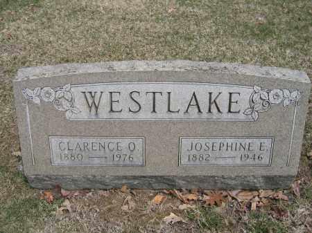 WESTLAKE, JOSEPHINE E. - Union County, Ohio | JOSEPHINE E. WESTLAKE - Ohio Gravestone Photos