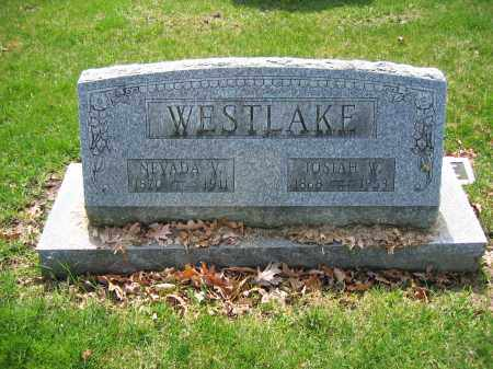 WESTLAKE, NEVADA V - Union County, Ohio | NEVADA V WESTLAKE - Ohio Gravestone Photos