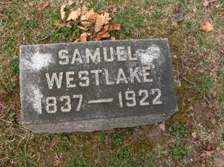 WESTLAKE, SAMUEL - Union County, Ohio | SAMUEL WESTLAKE - Ohio Gravestone Photos
