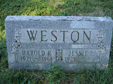 WESTON, HAROLD R. - Union County, Ohio | HAROLD R. WESTON - Ohio Gravestone Photos