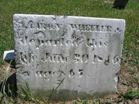 WHEELER, AARON - Union County, Ohio | AARON WHEELER - Ohio Gravestone Photos