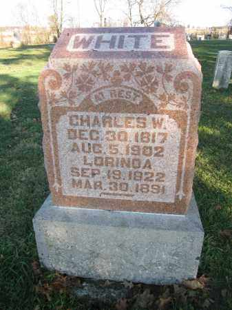 WHITE, CHARLES - Union County, Ohio | CHARLES WHITE - Ohio Gravestone Photos